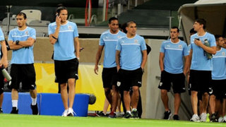 Eliminatorias 2013: Uruguay arribó a Jordania para choque de ida del repechaje
