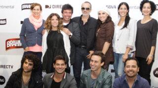 """Actores revelaron detalles sobre sus personajes en la película """"A los 40"""""""