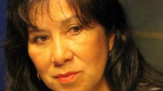 Comisión de Justicia desactiva grupo de trabajo que presidía Martha Chávez