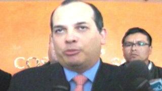 Ministro Castilla: Tenemos una economía sólida gracias a proyectos mineros