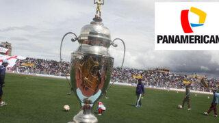 Panamericana Televisión transmitirá en exclusiva la final de la Copa Perú