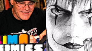"Creador de historieta ""El Cuervo"" dará charla en Lima Comics 2013"