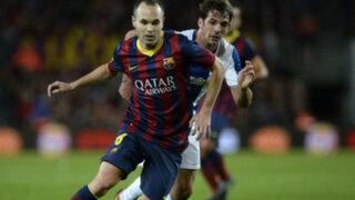 Andrés Iniesta rechazó renovar con el Barcelona por desacuerdos económicos