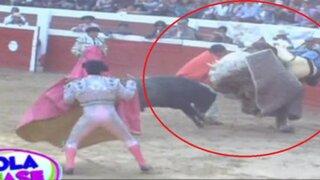 'Alto al Maltrato': el caballo, una víctima más de las corridas de toros