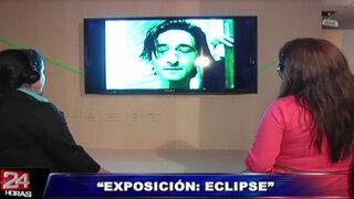 """Presentan exposición gratuita """"eCLIPSe"""" con los 50 mejores videos"""