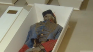 Soldados chilenos de la Guerra del Pacífico fueron sepultados en Suiza