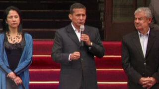 VIDEO: Ollanta Humala premió a las 14 mejores MYPES del Perú