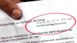 Municipalidad de Surco entregó videos que registran casa de López Meneses