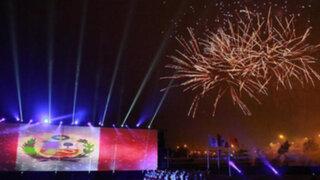 Trujillo: así se vivió la fiesta inaugural de los Juegos Bolivarianos