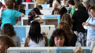 Chile: conoce los primeros reportes de las elecciones presidenciales de hoy