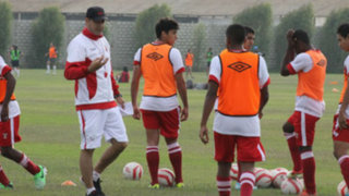 Selección peruana debutará contra Guatemala en Juegos Bolivarianos 2013