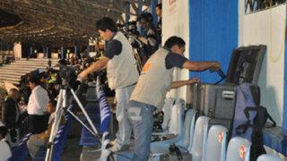 Juegos Bolivarianos: roban equipos de Tv Perú valorizados en 35 mil dólares