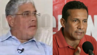 López Meneses: Humala estaba enterado de mi apoyo activo a su campaña