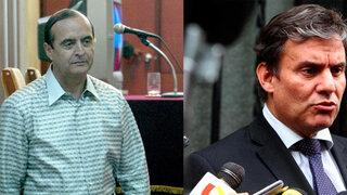 Daniel Figallo descartó que miembros del Gabinete hayan visitado a Montesinos