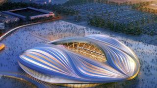 Qatar 2022: equipo de Reimond Manco tendrá millonario estadio en forma de barco