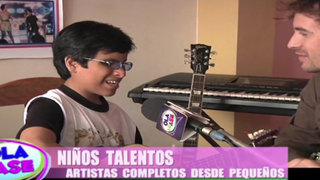 Niños Talento: conozca a los pequeños artistas que son todo un éxito