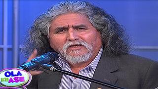 Sentimiento ayacuchano: Manuelcha Prado nos interpretó su tema 'Huérfano pajarillo'