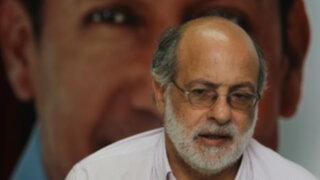 Daniel Abugattás afirmó que el montesinismo nunca salió del Estado