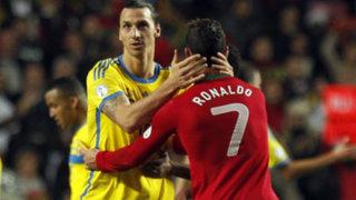 CR7 vs. Zlatan: Portugal ante Suecia por el repechaje al Mundial Brasil 2014