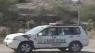 Ica: Patrullero de la policía arrolló a tres escolares y mató a uno de ellos