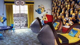 """EEUU: Hotel ofrece suites inspiradas en tierna película """"Mi Villano Favorito"""""""