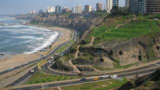 Atención: Municipalidad de Lima cierra este viernes la Costa Verde
