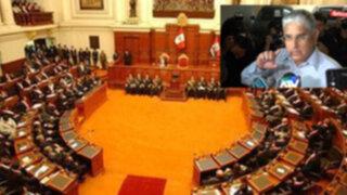 Disputa en el Congreso por comisión que investigará caso López Meneses