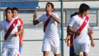 Sudamericano Sub 15: Selección peruana se impuso por 3-0 frente a Bolivia