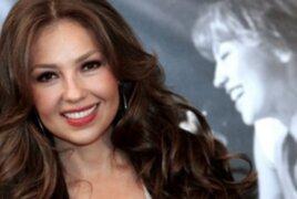 Cantante Thalía tendrá su estrella en el Paseo de la Fama de Hollywood