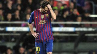 VIDEO: Lionel Messi rompió el llanto por la violencia en el fútbol argentino