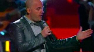 Gianmarco cantó 'La flor de la canela' en los Grammy Latinos