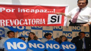 Procesos de revocatoria le costaron más de 250 millones de soles al Perú
