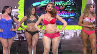 Desfile íntimo: Fiorella Flores y la más sexy lencería de 'Merc'