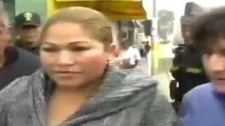 Bus de Sonia Morales atropella y mata a motociclista en Chiclayo