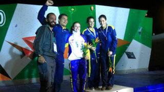 FOTOS: así festejó Rafael Correa la medalla de bronce de su hija en los Bolivarianos