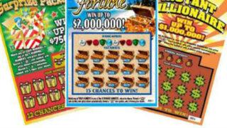 EEUU: se ganó un millón en la lotería y sólo le dieron mil dólares