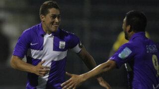 Alianza Lima se acordó de golear y le aplicó cinco al Pacífico