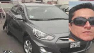 Delincuentes acribillan a empresario para robarle auto en Chorrillos