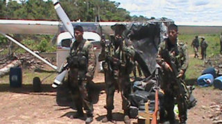 Pasco: piloto boliviano que transportaba cocaína murió abatido por la PNP