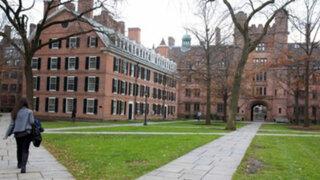 EEUU: cierran la Universidad de Yale por presencia de hombre armado