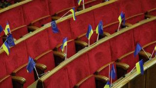Miles de ucranianos reclaman firmar acuerdo con la Unión Europea