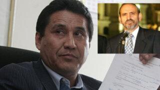 Carlos Burgos: Yehude Simon esta detrás de denuncia por enriquecimiento ilícito
