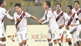 Bolivarianos: selección peruana se quedó con el bronce al golear a Guatemala