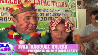 Loreto lanza campaña 'Discriminación cero e inclusión de los pueblos originarios'