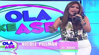 Nicole Pillman nos presenta en exclusiva el videoclip de su tema '15 años'