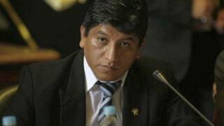 Bancada Nacionalista expresa respaldo a cuestionado ministro Eleodoro Mayorga