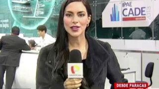 CADE 2013 inauguró su edición número 51 en Paracas