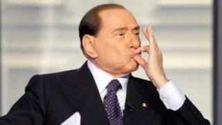 VIDEO: Senado italiano aprobó la expulsión de Silvio Berlusconi