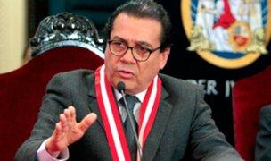 Poder Judicial pide a magistrados ser drásticos con las bandas criminales