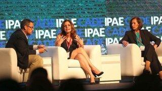 Mercedes Aráoz: Gobierno debe potenciar inversión de capital peruano en el exterior